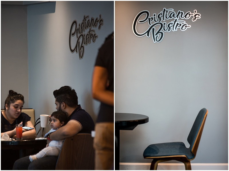 At the Entrance - Comfortable seating and a cozy corner as you enter.