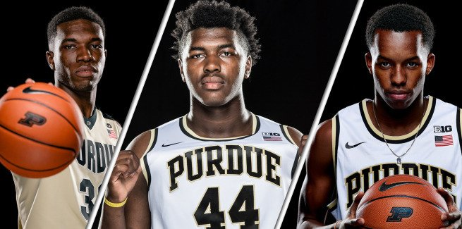 The attack of the promising newbies – Episode I: Purdue basketball 2018 recruits -