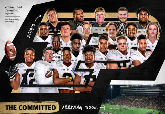 The Brohm effect – Purdue 2019 football recruits -