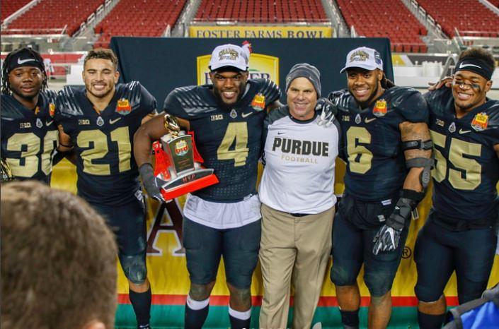 2018 Big Ten Bowl projections -