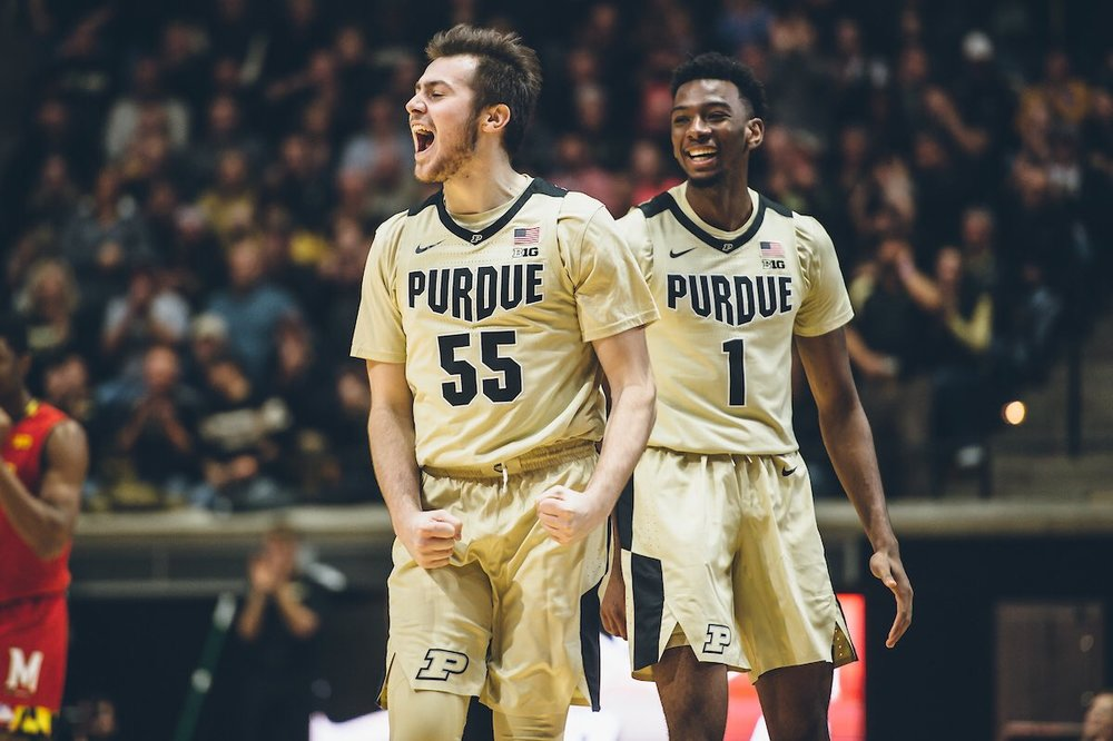 Where does Purdue stand in Bracketology and Advanced Analytics - A glimpse into where Purdue currently sits with the March Madness selection show being three weeks away.