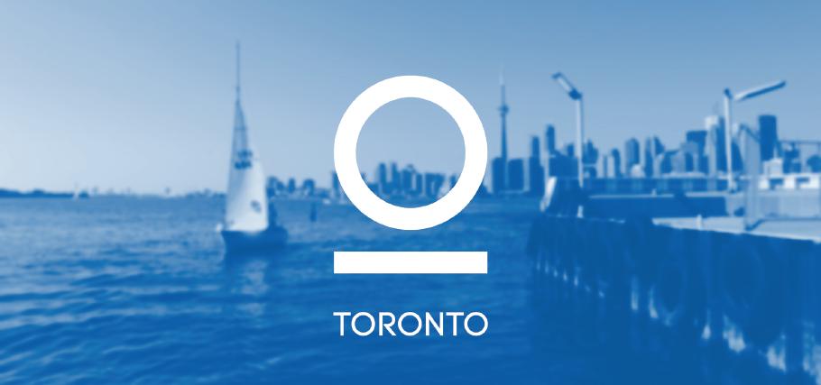 The city of Toronto. Brand Identity
