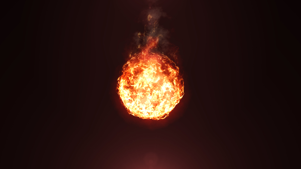 Fire ball images