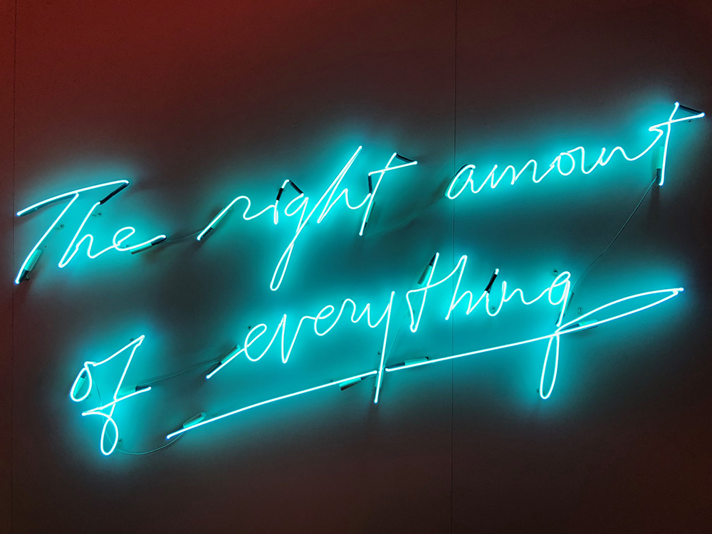 The Museum of Neon Art is incredible…