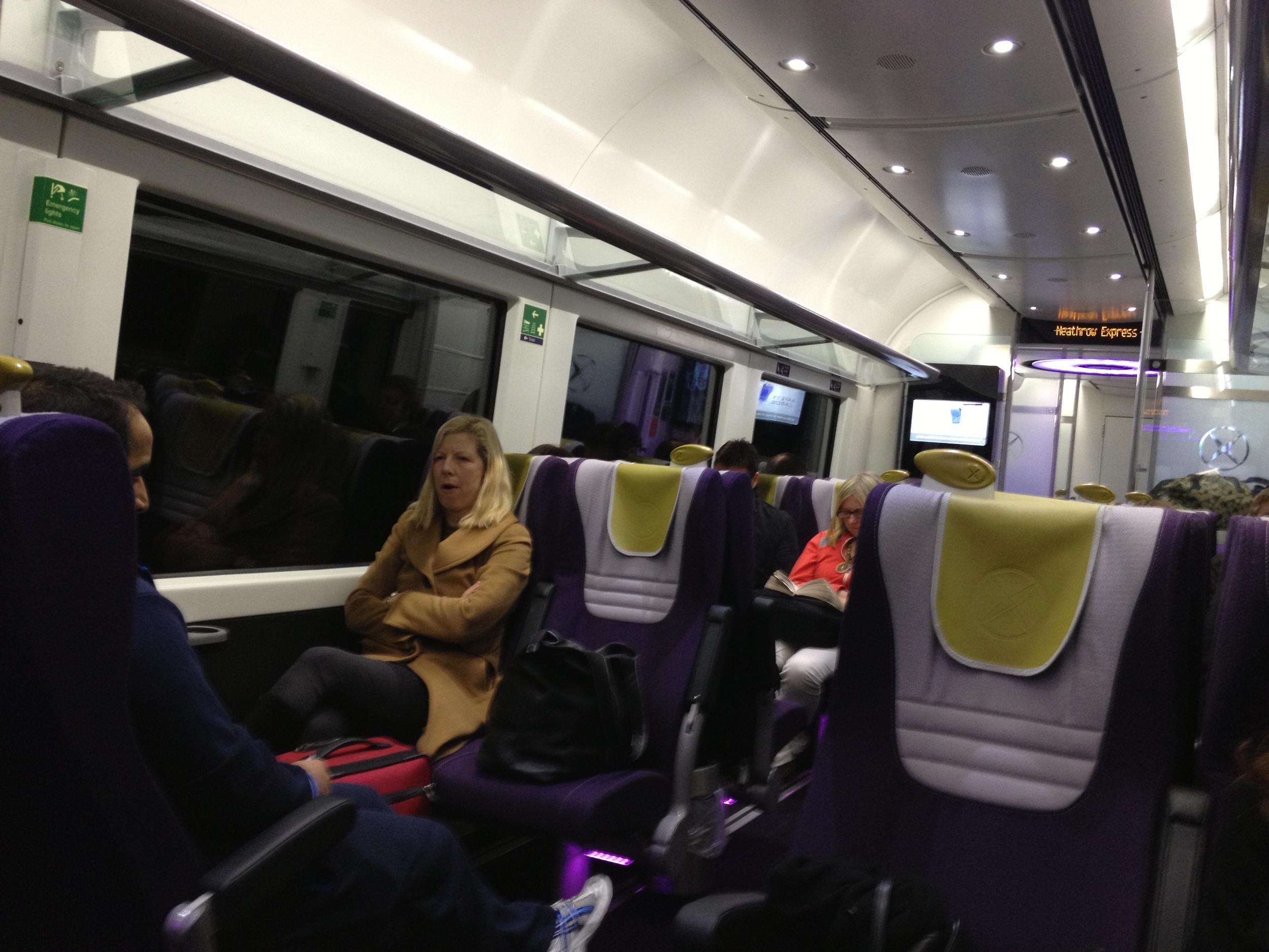 The Heathrow Express