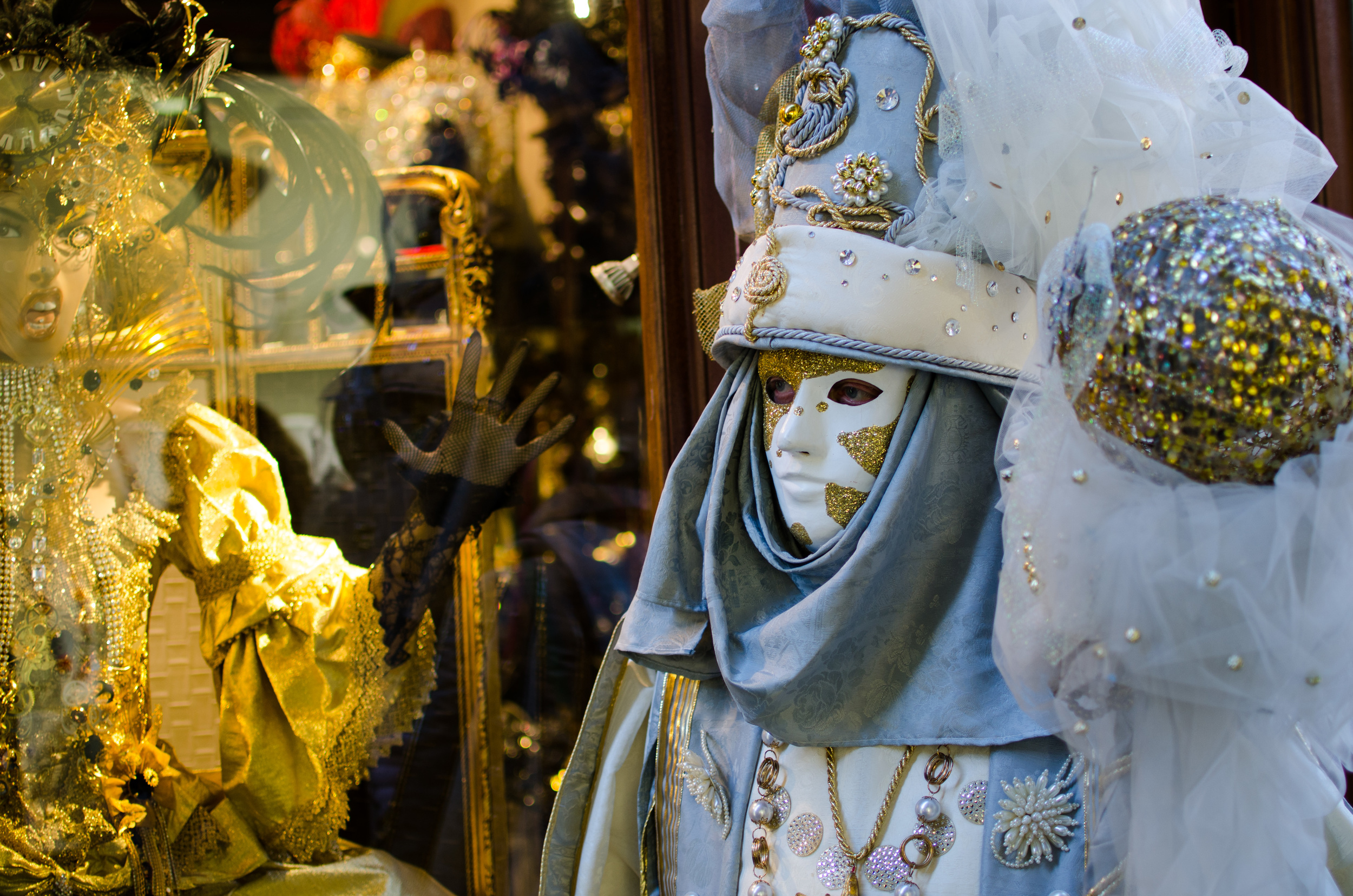 Carnevale costumes