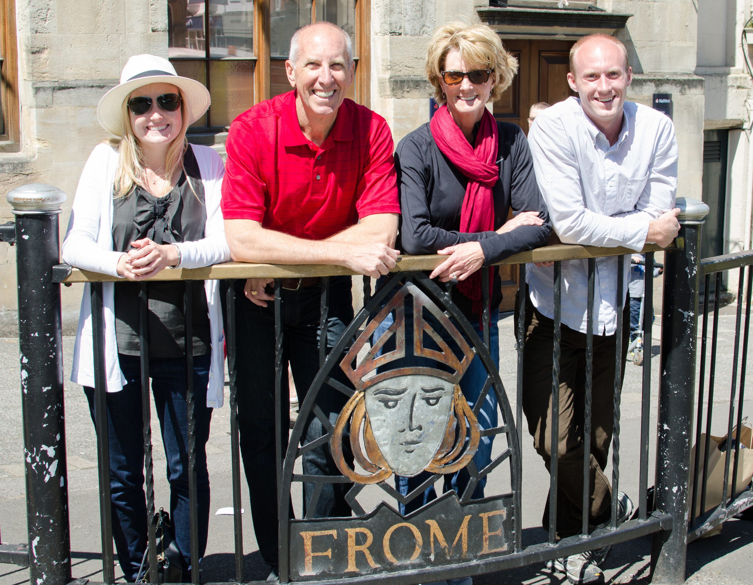 Fromes in Frome!