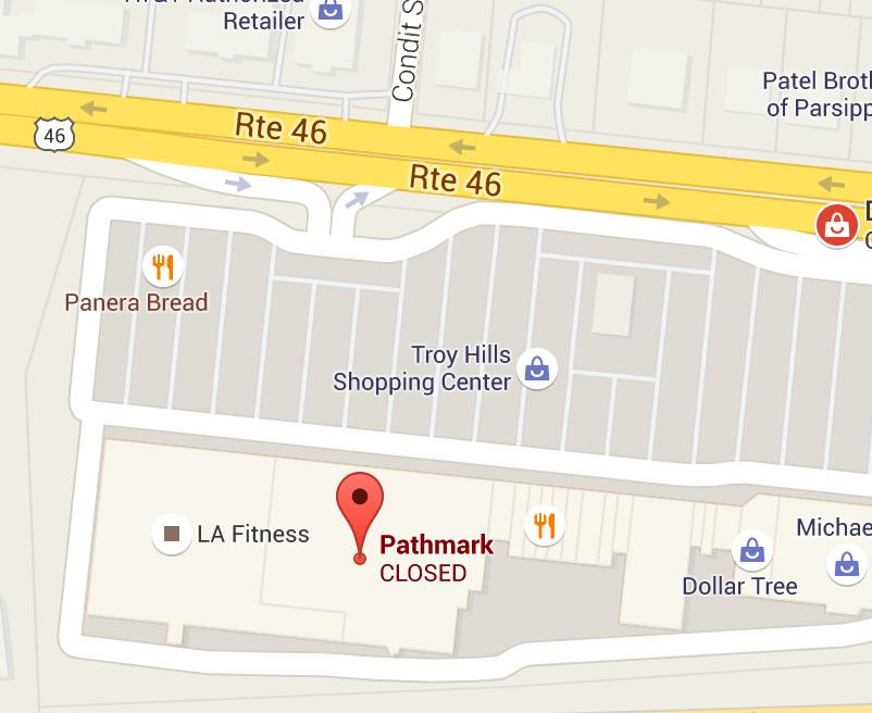 2015年06月 - Pathmark Supermarket in Parsippany, NJ that is now permanently closed where I was first presented with the challenge of helping my co-worker.