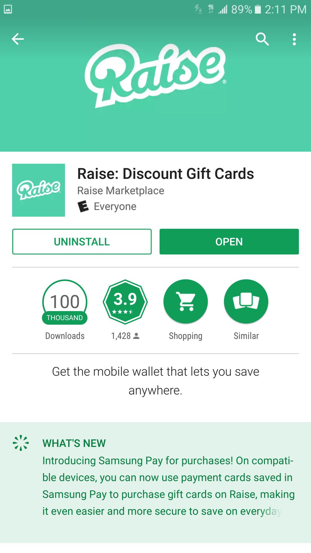 16.12.25 - Raise App