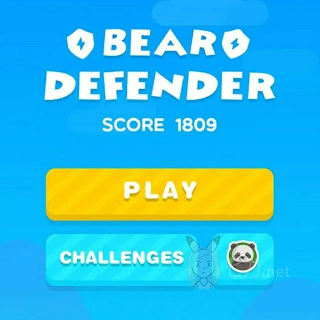 "🐼🐼🐼 So helping my friend today move data over to her sparkly new Note8 she told me about this game...have you ever played ""Bear Defender""??? 🤣🤣🤣 I saw this and just had to... (see next post) . #pikadotnet #pika #picsart #android #apple #beardefender #addictinggame #screenshot #bears #adorable #pokemon #shoutout #gamergirl #gamer #nintendo #nyc #pikapickme #大声で叫ぶ #ピカ #ポケモン"