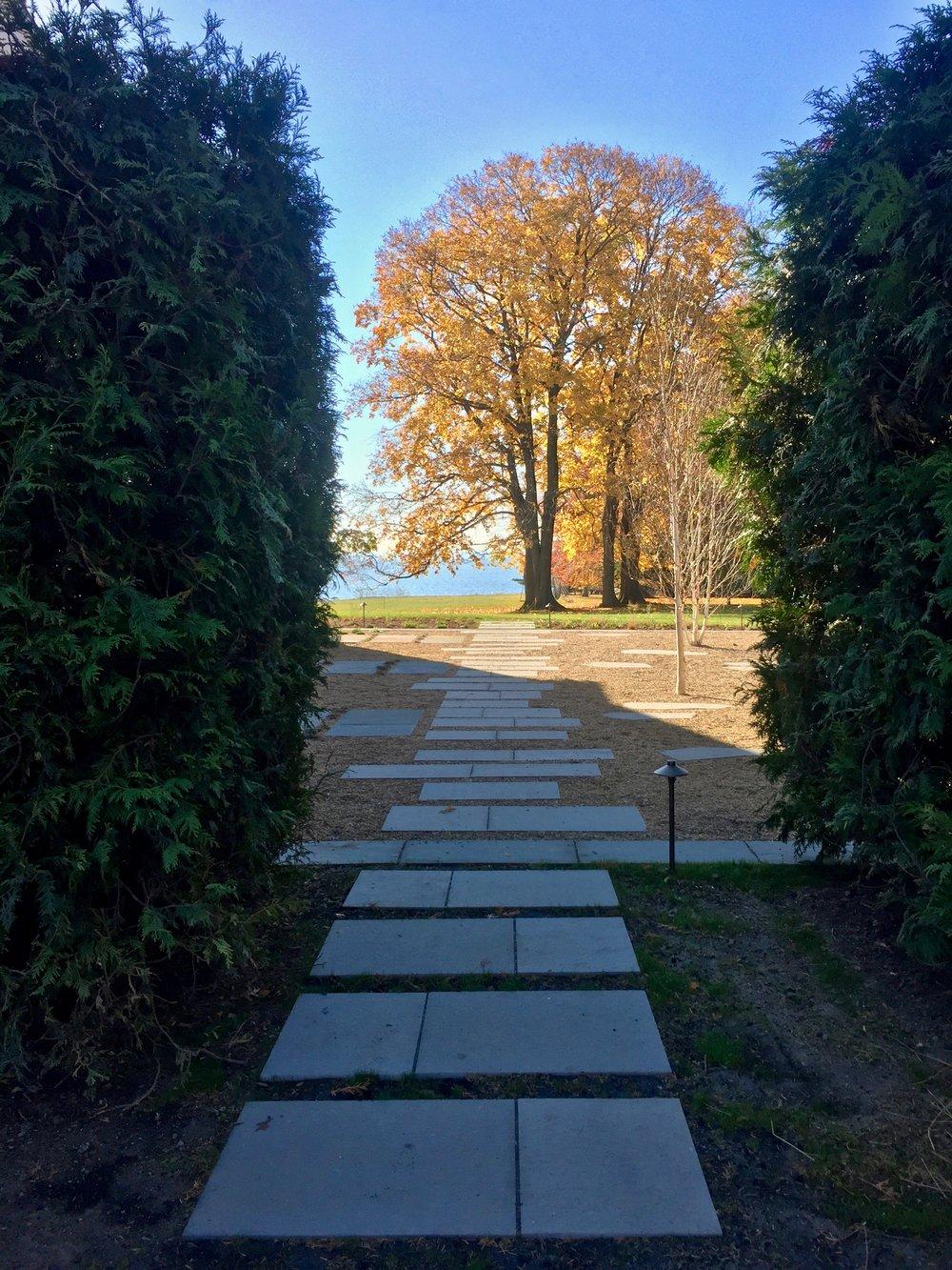Sasco Hill Road Garden
