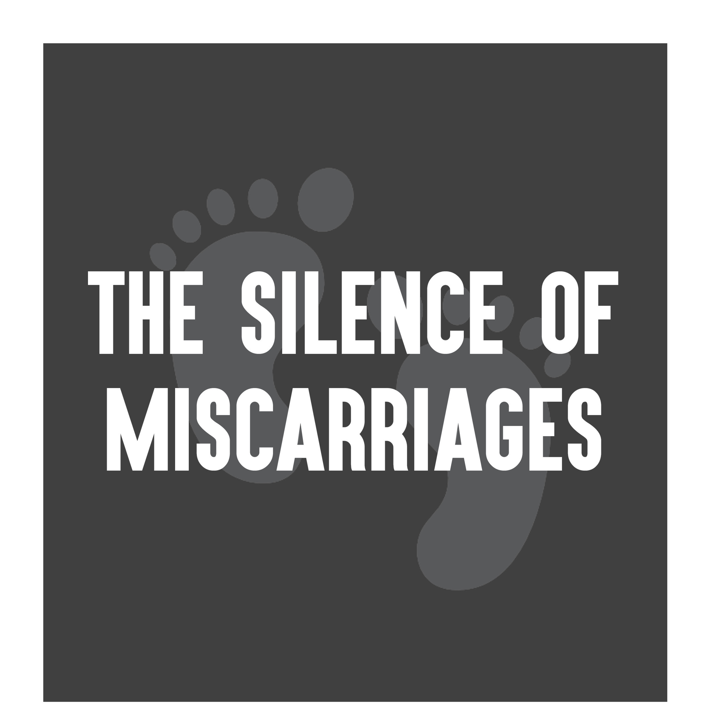 What are the causes of miscarriages Wait for losses and disappointments