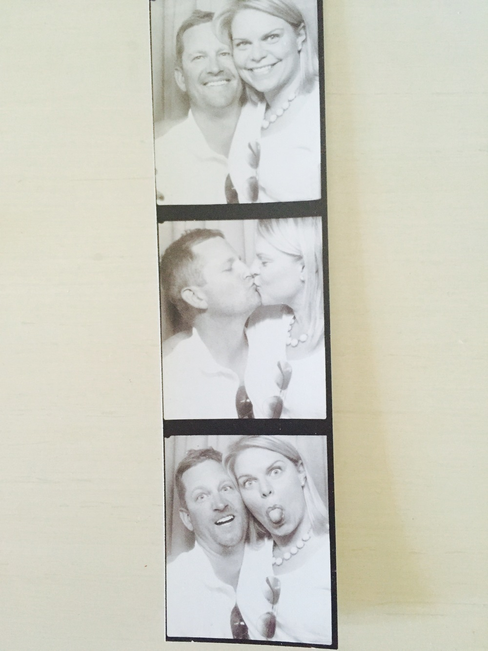 Life Lesson #4:  You're never too old to look like an idiot and be a goof ball. Nate & I bring out the best of this side in each other. So, it was only natural that we would get into the photo booth at the Ace Hotel in Palm Springs.