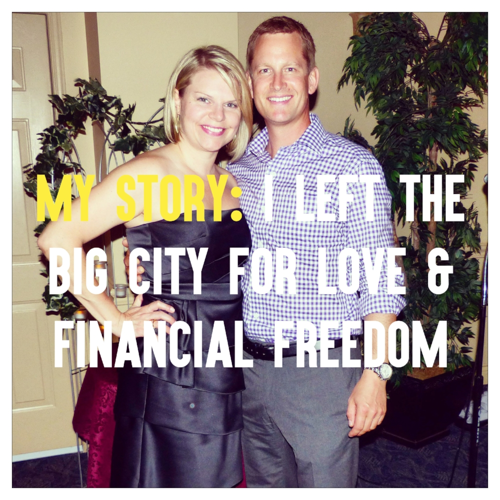 I will always be a Smart Cookie now that I've seen the financial dark side and survived! This article I wrote was published on  grow.acorns.com  and I share the story about leaving the big city for love...and financial freedom.