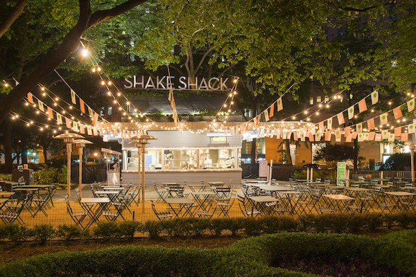 Shake Shack (Madison Square Park)