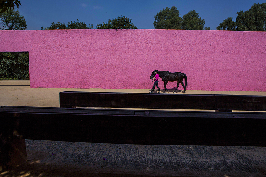 Las Arboledas, Atizapan, Mexico, April 26th, 2014: 
