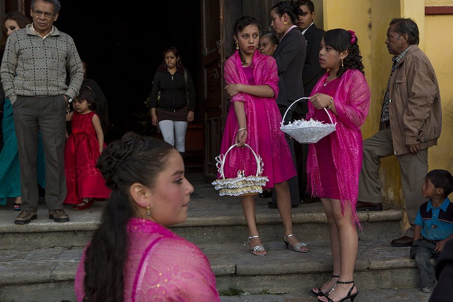 San  Cristobal de las Casas, Chiapas, Mexico - Feb 23th, 2013