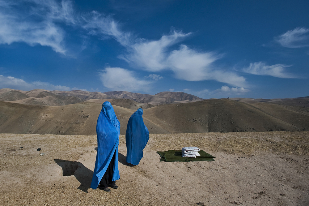 Photograph by Lynsey Addario