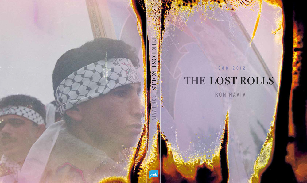 "Cover of ""The Lost Rolls,"" by Ron Haviv"