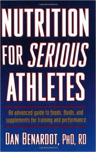 """Purchase """"Nutrition for Serious Athletes""""here"""