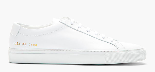 SHOES // common projects