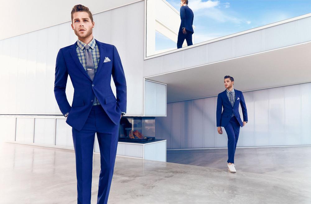 Wedding suits Brisbane — Black Jacket Suiting