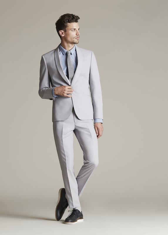 Wedding Suits to Suit your Style — Black Jacket Suiting