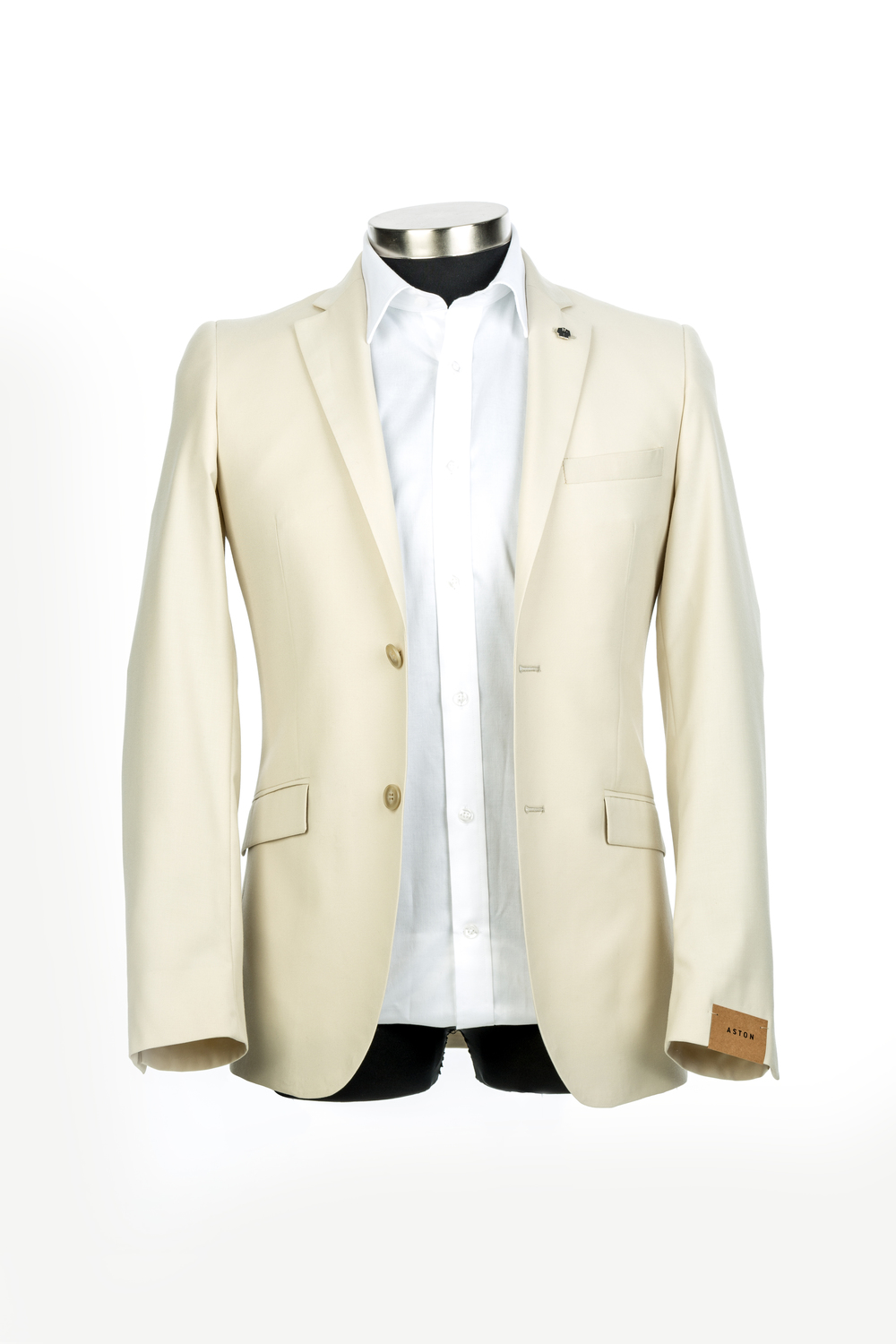 Aston Beige Jacket