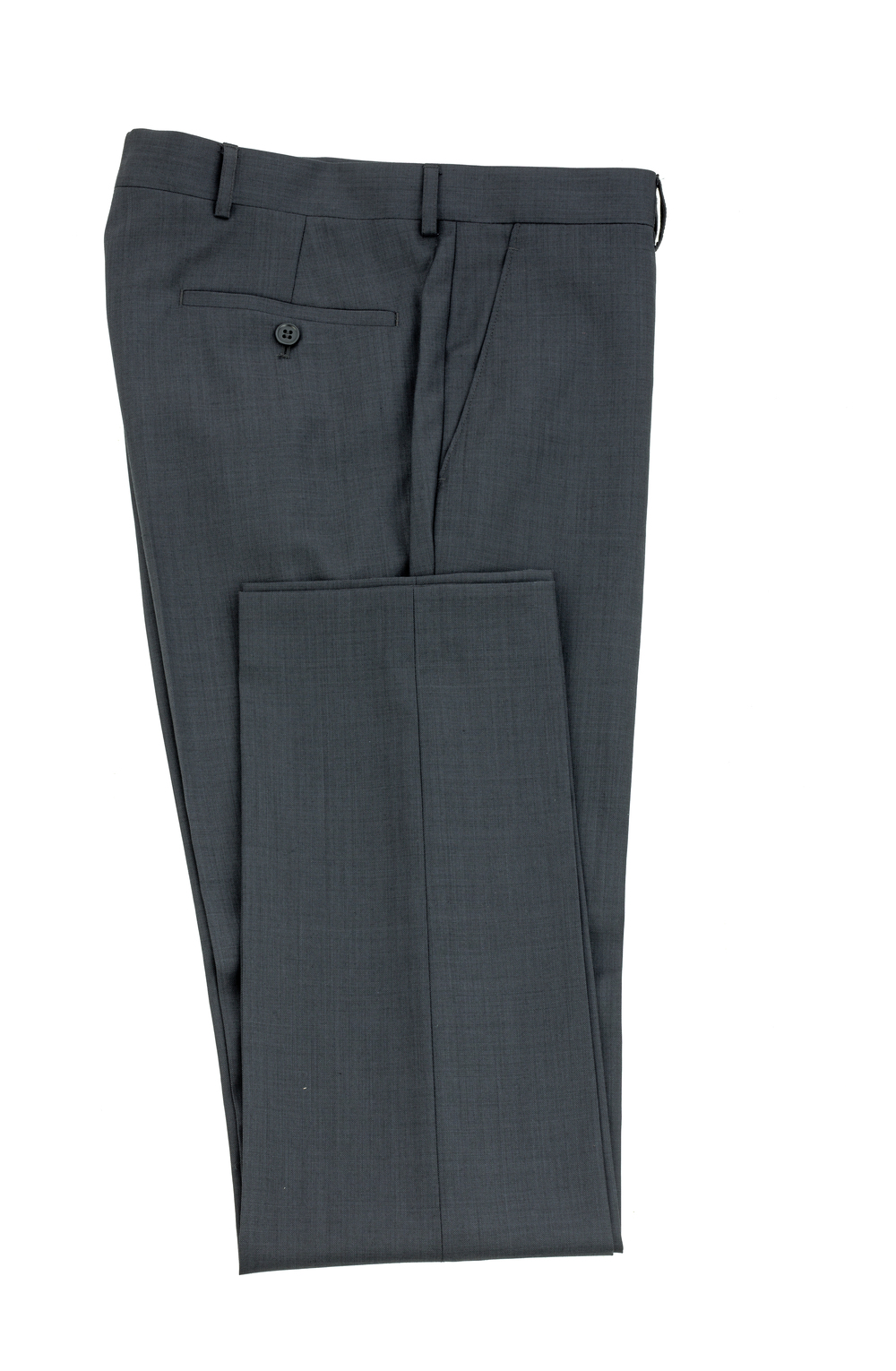 New England Jet Charcoal Trouser