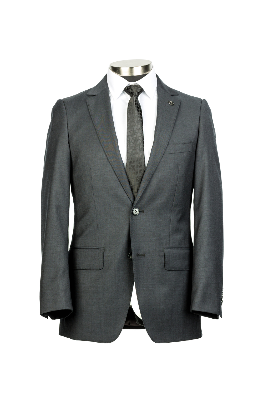 Bell & Barnett Maurice Charcoal Jacket