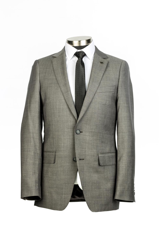 Bell & Barnett Maurice Grey Jacket