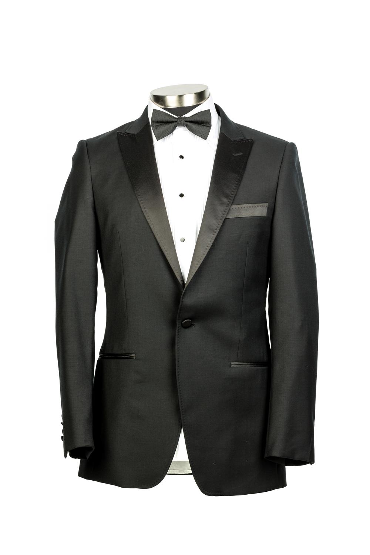 Bell & Barnett Tuxedo Black Jacket