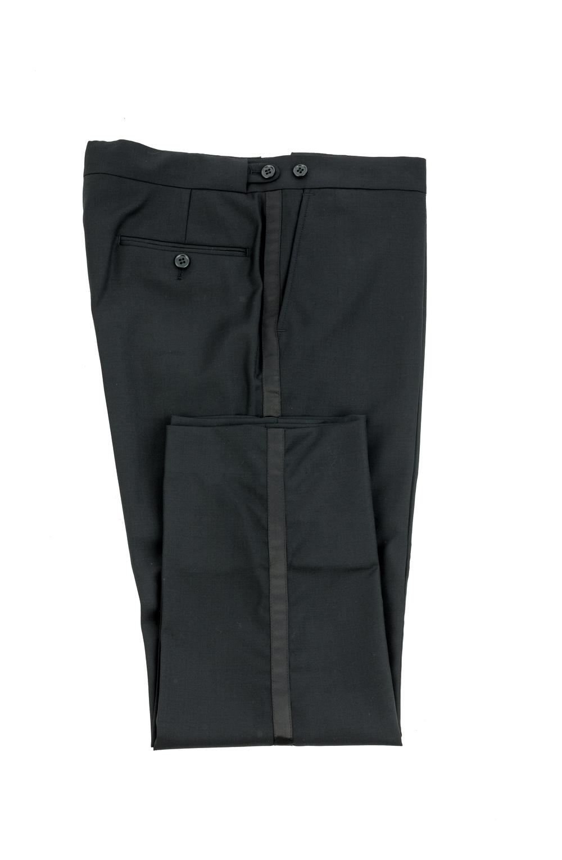 Bell & Barnett Tuxedo Black Trouser