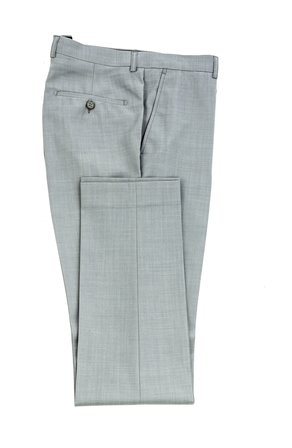 New England Jet Silver Trouser