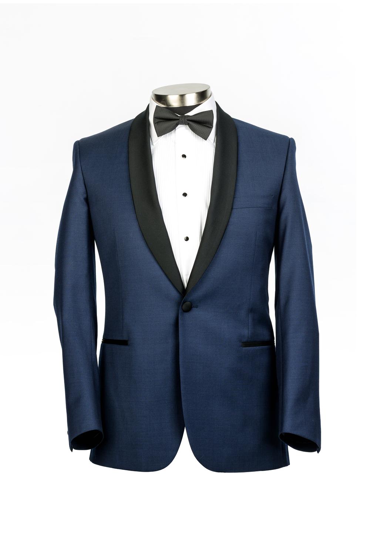 Studio Italia Bond Tuxedo Jacket