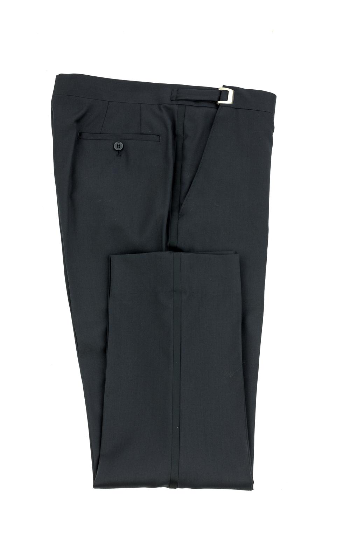 Studio Italia Tuxedo Black Trouser