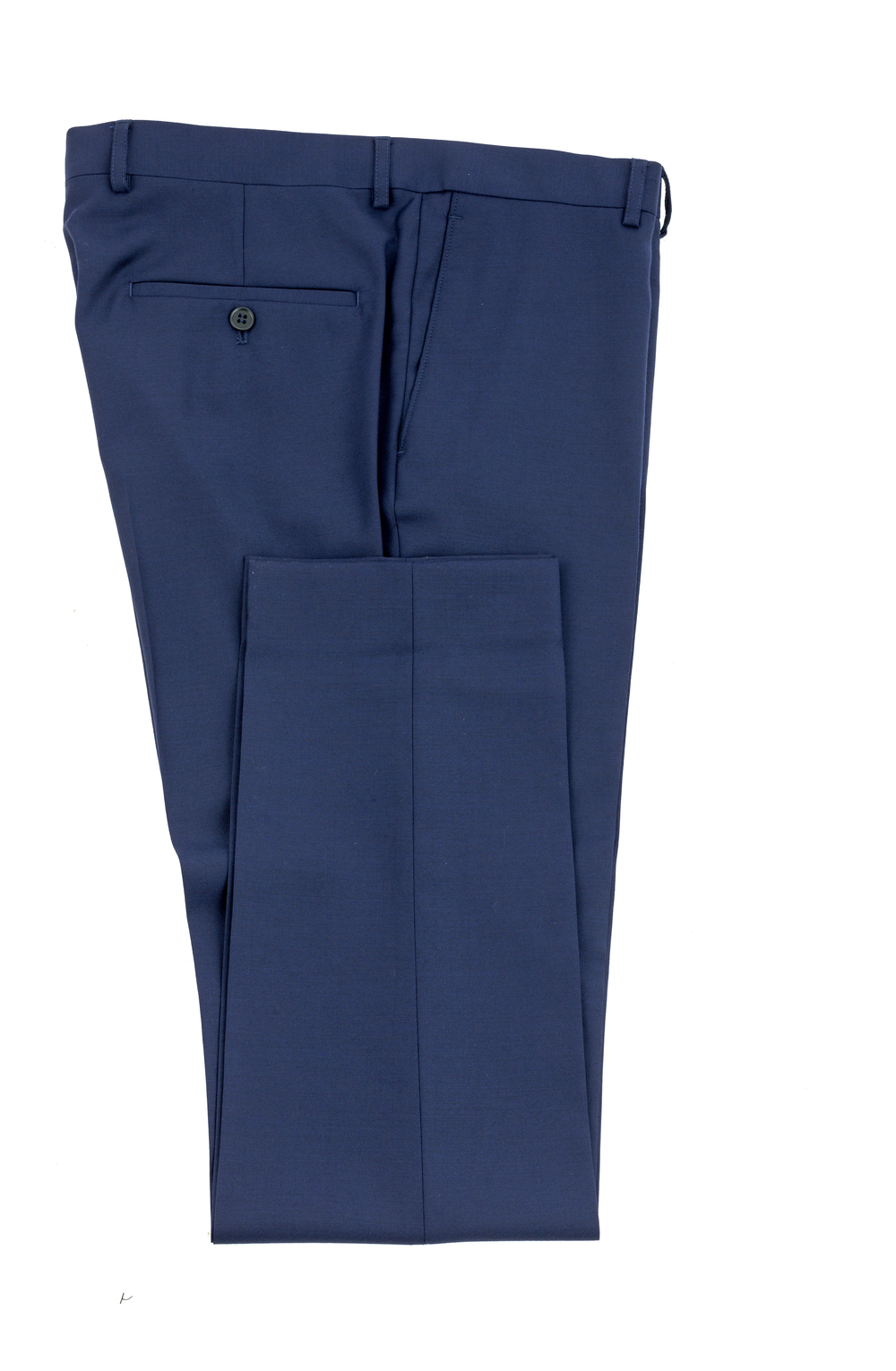 Kenneth Blake Blue Trouser