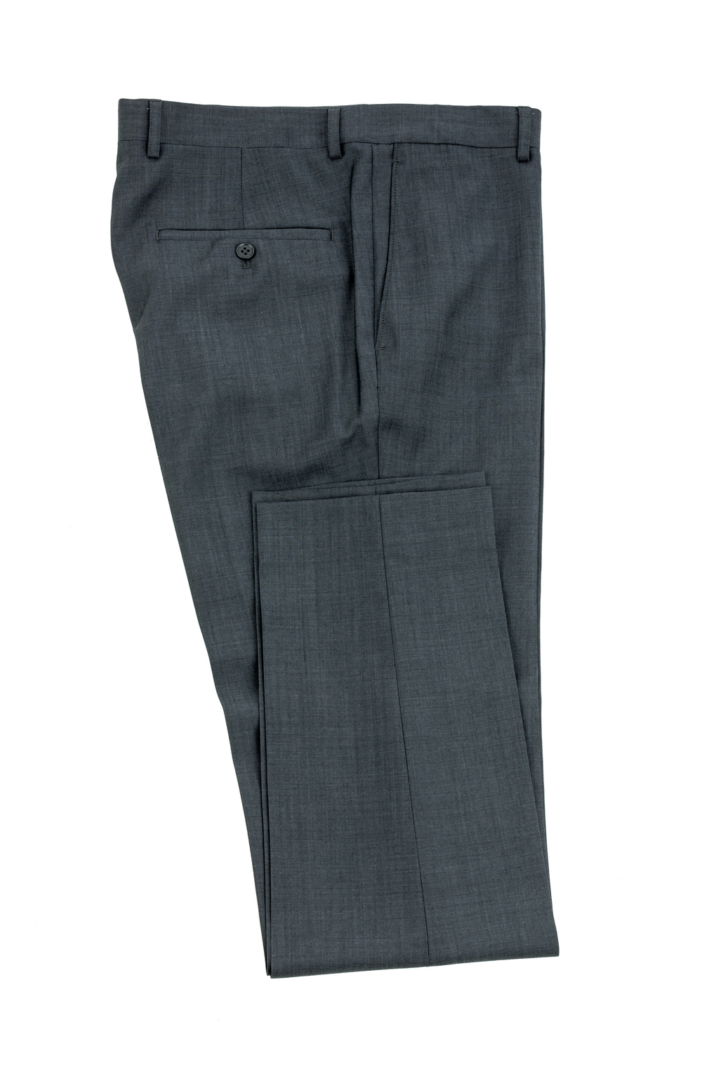 Kenneth Blake Grey Trouser