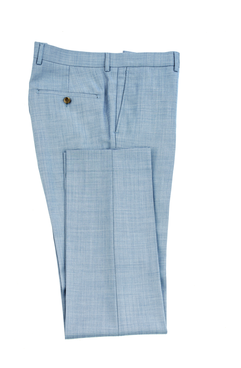 Kenneth Blake Light Blue Trouser