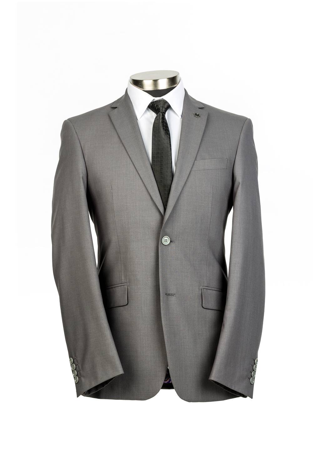 Deniro Grey Jacket