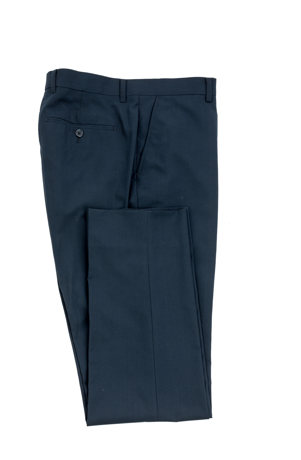 Deniro Navy Trouser