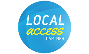local-access partner