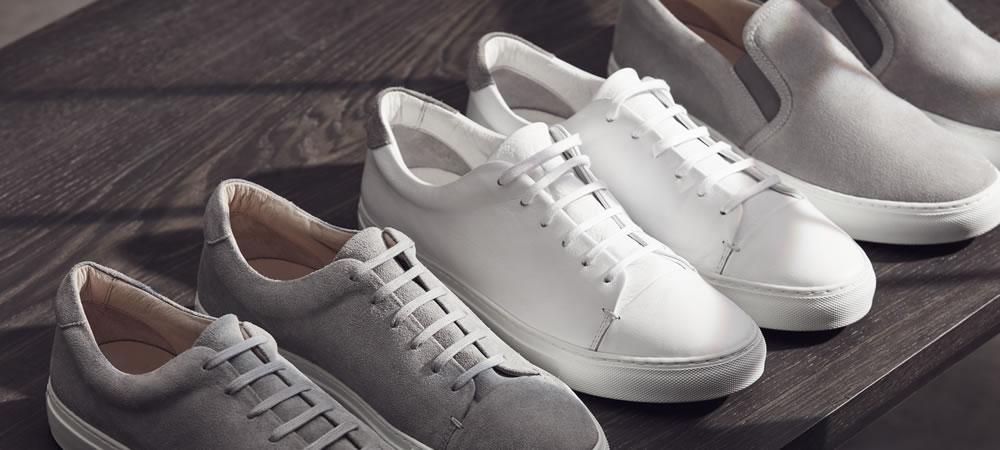 5b4578950 The All-White Tennis Sneaker