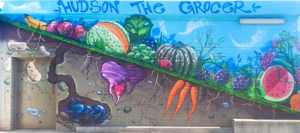 Hudson the Grocer