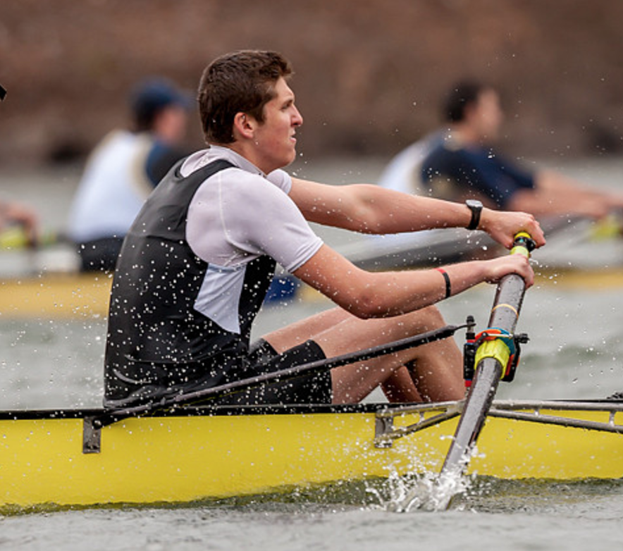 DREW DAYLOR   Drew fell in love with the sport of rowing after walking onto the Division 1 team at Northeastern University. With an athletic background in football, basketball and lacrosse, Drew embraced the new challenge of mastering fitness and technique in competitive rowing. Drew has also trained and raced with various rowing teams along the Charles River. In 2015 Drew was accepted to Vesper Boat Club's Under-23 National Team Development Camp in Philadelphia during which he raced at the USRowing Club National Championships and the Royal Canadian Henley Regatta.  Drew Began coaching rowing in 2015 at Community Rowing in Brighton. During his time there, Drew worked with youth and adult athletes on the water and in the weight room. Working with nationally renowned coaches, Drew learned lots about fitness, strength training and inspiration while coaching at Community Rowing. Drew is excited to help teach proper and safe rowing technique as well lead high energy Indo-Row classes at BURN!
