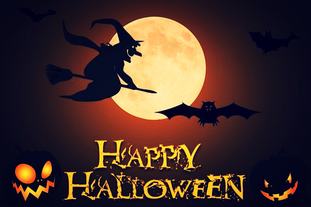 Have a safe & sweet Halloween!  #halloween