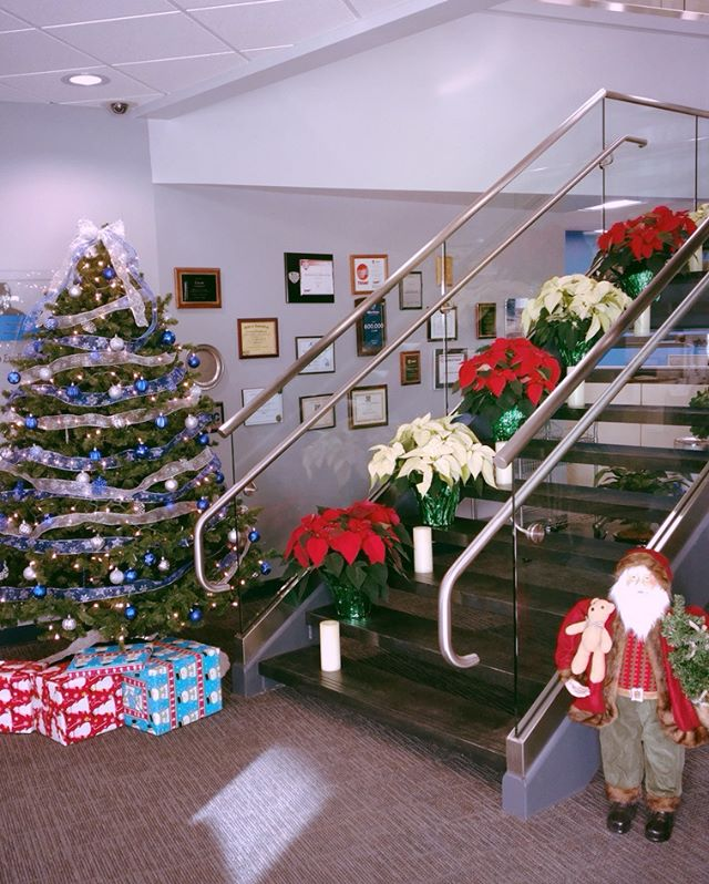 Its beginning to look a lot like.... #ENCON #hvac #tistheseason #happyemployees