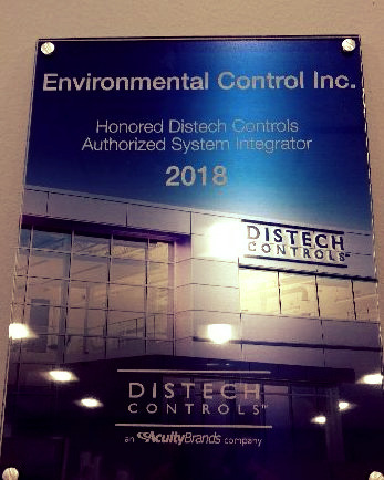 Team work makes the dream work!  #distech #controls #award #hvac #fullservice #awsome