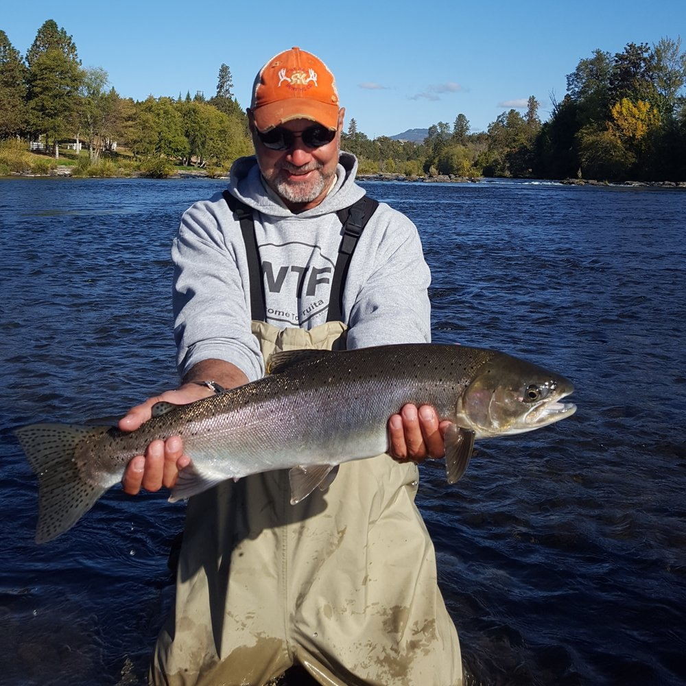 Rogue River Fly Fishing Summer Steelhead