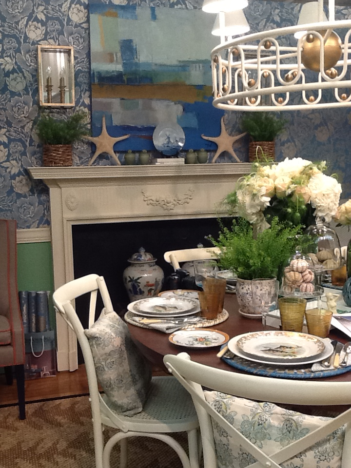 vignette at Design On A Dime, 2014